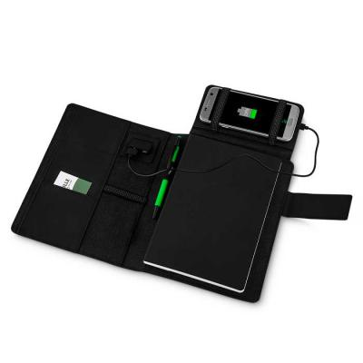 abra-promocional - Caderno Power Bank