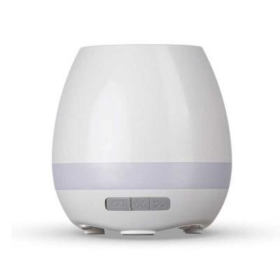 abra-promocional - Caixa de Som Vaso com Sensor e Bluetooth