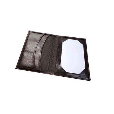 Abra Promocional - Porta-cartão de couro ou sintético personalizado