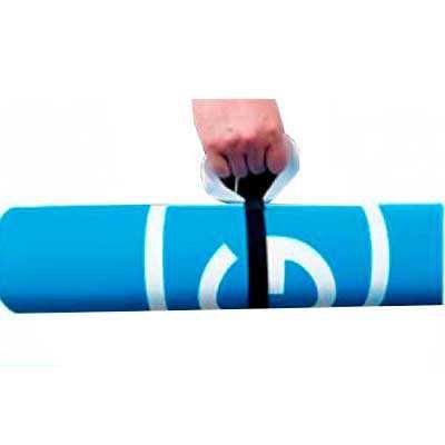 mexerica-brindes - Tapete de Yoga com alça
