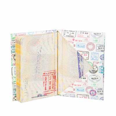 Passaporte de Papel