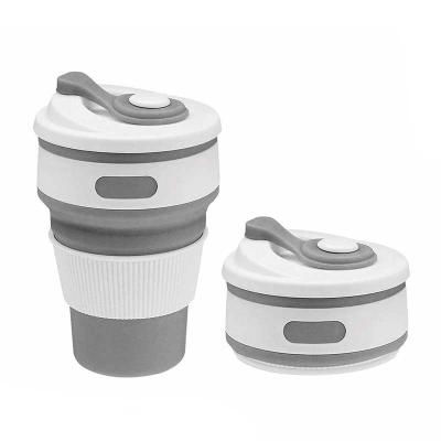 Mexerica Brindes - Copo Retrátil BPA Free