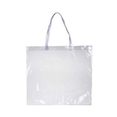 Mexerica Brindes - Sacola plástica transparente