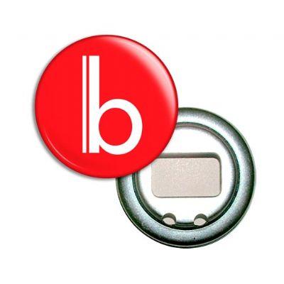 Boton Brindes Personalizados - O abridor de garrafa é um excelente brinde para eventos e ações específicas para divulgação e fixação da marca, se utilizado estrategicamente pelos ge...