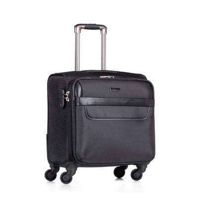 3zero Brindes - Mala de viagem com cadeado TSA. Confeccionada em nylon de alta qualidade, possui alça de mão, puxador retrátil com estágios para regulagem e botão aci...
