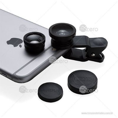 3zero-brindes - Clipe universal para lentes