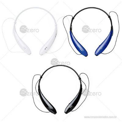 3zero-brindes - Fone de ouvido wireless