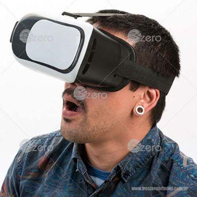3zero-brindes - Óculos 360º para celular