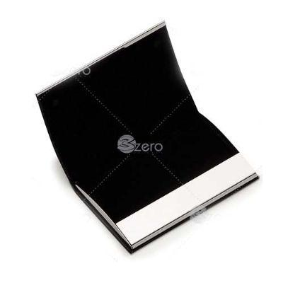 3Zero Brindes - Porta cartão couro sintético