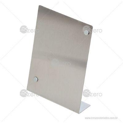 3zero-brindes - Porta retrato 15 x 10 cm