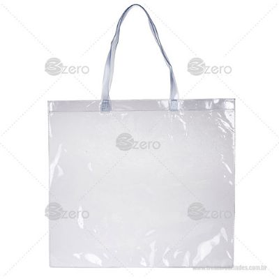 3Zero Brindes - Sacola plástica