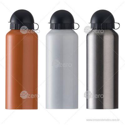 3zero-brindes - Squeeze 500ml alumínio