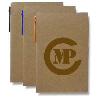 Contato Marketing Promocional - Caderneta ecológica