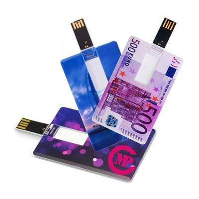 Contato Marketing Promocional - Pen card 4 ou 8 gb