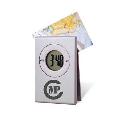 contato-marketing-promocional - Relógio porta recados