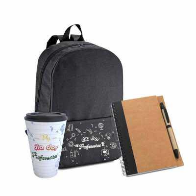 Kit personalizado para o dia dos professores - GiftWay