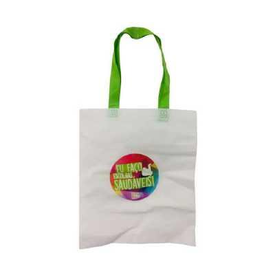 GiftWay - Sacola em NON-WOVEN 80g/m2 para eventos e festas.