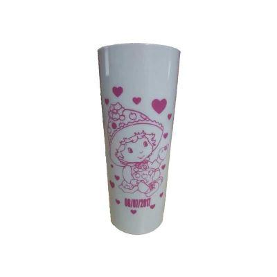 Dream Brindes - Copo long drink personalizado moranguinho
