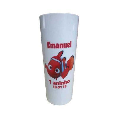 Dream Brindes - Copo long drink personalizado Nemo