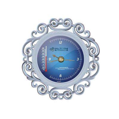 Mixterm - Relógio com termômetro