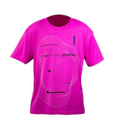 sputnik-uniformes - Camiseta na malha 100% poliamida com silk.