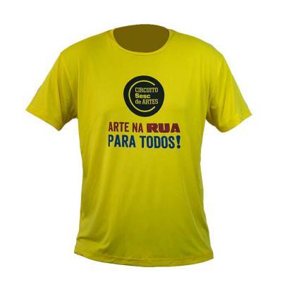 sputnik-uniformes - Camiseta gola redonda, material dry e silk.