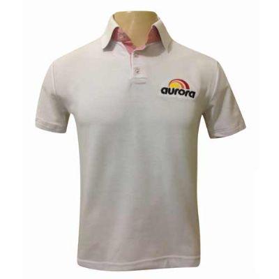 SP Uniformes - Camiseta gola pólo cor preto