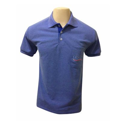SP Uniformes - Camiseta com gola polo