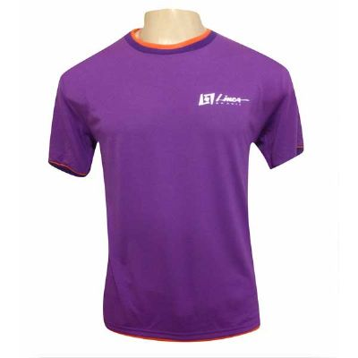 Camiseta gola V - SP Uniformes