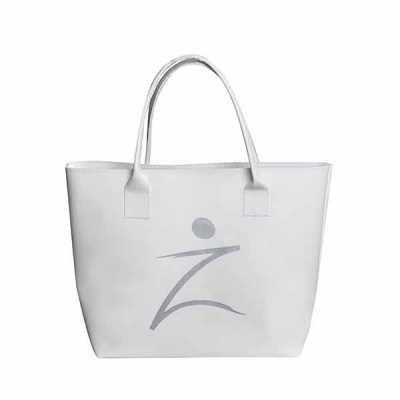 Bolsa de praia com lenço