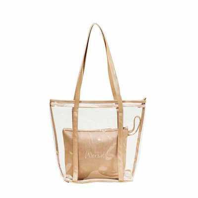 wersatil - Bolsa de praia Elegance design com necessaire térmica para seu drink preferido x protetor solar . Tamanho bolsa : 4 2l x 35 h/ necessaire 30 l x 24 h...