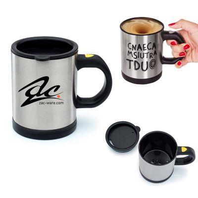 Caneca Mixer personalizada - A & T Brindes Promocionais