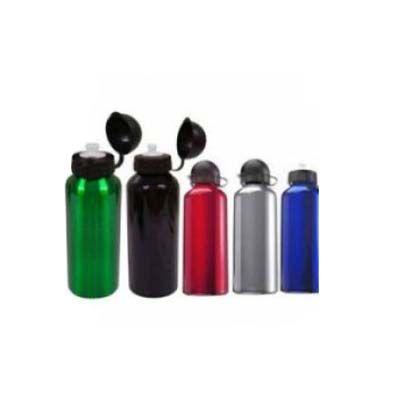 A & T Brindes - squeeze personalizado em inox. sua capacidade é de 500 ml vem com embalagem individual é o brinde personalizado ideal para fidelizar clientes e colabo...
