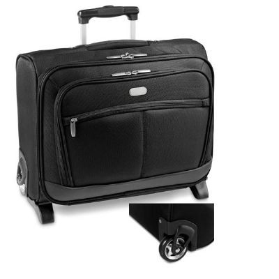 A & T Brindes Promocionais - Mala de viagem com porta notebook