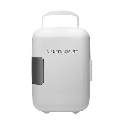 A & T Brindes - Mini geladeira portátil