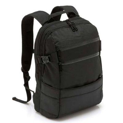 A & T Brindes - mochila com porta laptop para brindes