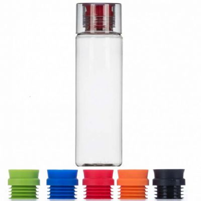 a-e-t-brindes - Squeeze transparente personalizada