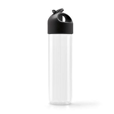 A & T Brindes - Garrafa squeeze personalizado com canudo