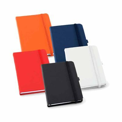 Caderno capa dura personalizado - GJ Brindes