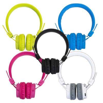 Headfone Wireless colorido - GJ Brindes