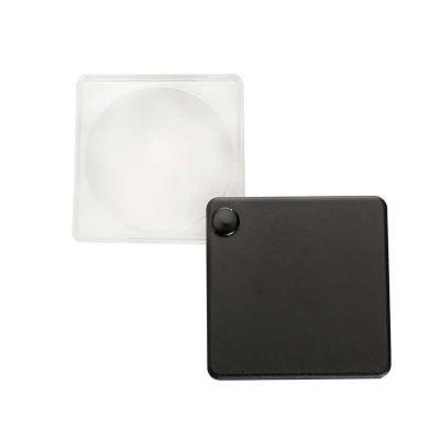 Lupa com capa plástica - GJ Brindes