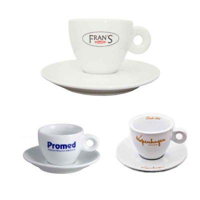 gj-brindes - Xícara de café com pires Itália