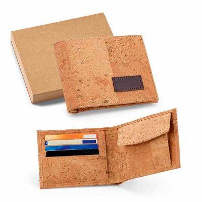 Tompromo Bags - Carteira de cortiça