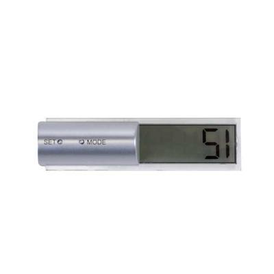 - Relógio plástico digital com visor lcd. - Ao apertar duas vezes o botão MODE irá configurar o m...