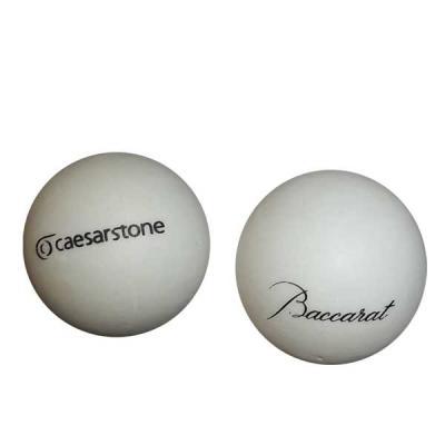 bola ping pong gravada com seu logo