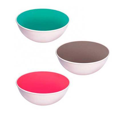 NewSilk - Bowl personalizada Material: Porcelana ou Plástica Diversos tamanhos e cores - verificar cores disponíveis  Impressão: tampografia