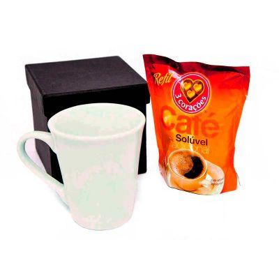 k3-brindes - Kit Café embalado em caixa