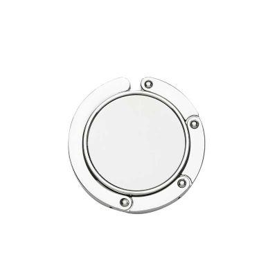 Malu Brindes - Porta bolsa metal personalizada