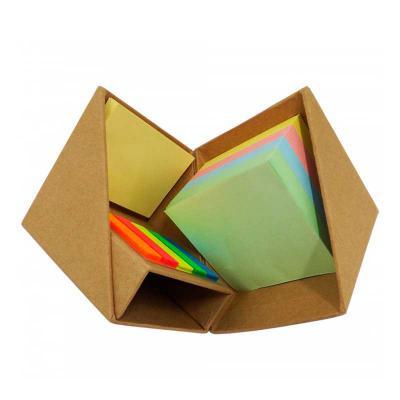 Bloco de Anotações Cubo - Spaceluz Brindes
