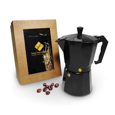 Spaceluz Brindes - Kit cafeteira